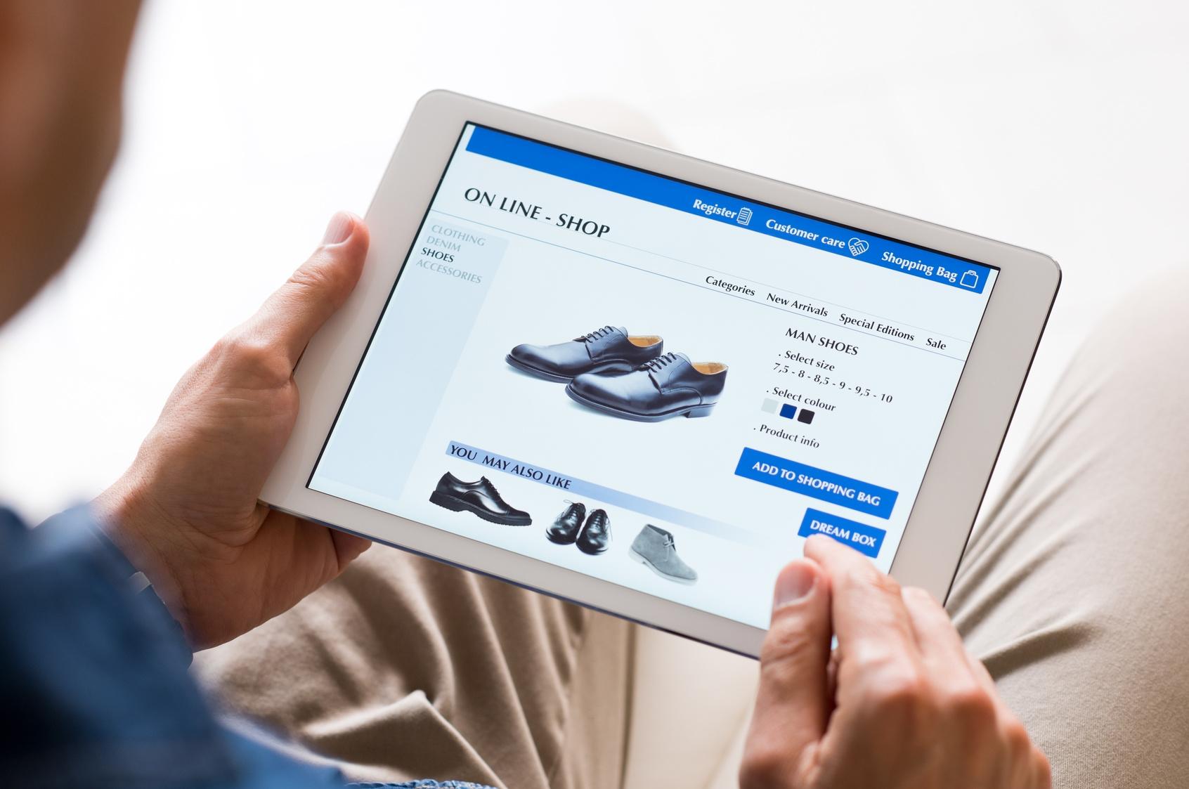 projektowanie sklepów online