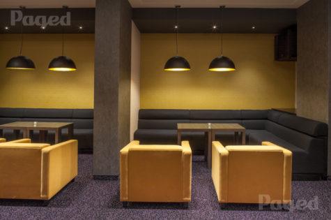 hotelowe lobby aranżacja