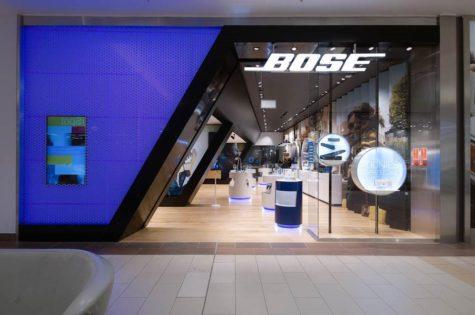witryna sklepowa Bose