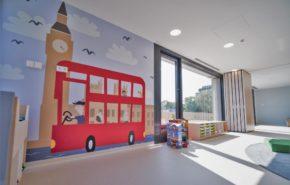 przedszkole w biurowcu